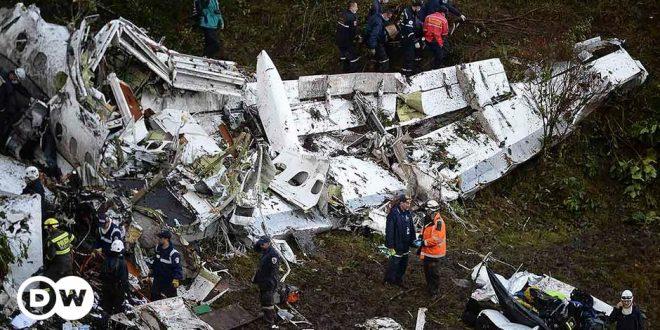 تحطم طائرة بمدينة وينسلو بولاية أريزونا الأمريكية وانتشال جثتين من الضحايا