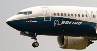 سهم شركة بوينج الأميركية يتراجع بعد ظهور عيوب فنية في طائراتها