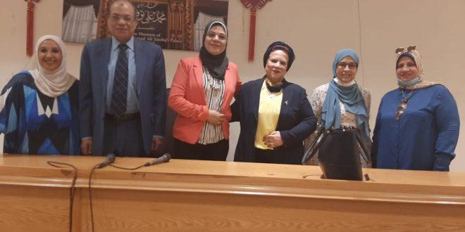 متحف قصر المنيل يبدأ ندوات تثقيفية للاحتفال بيوم الصحة العالمى