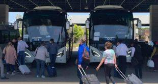 مطار الأقصر الجوي يستقبل أولى الرحلات السياحية القادمة من رومانيا3