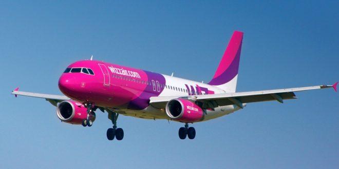 ويز إير تدشين خطوط طيران جديدة من المدن العالمية للمقاصد السياحية المصرية