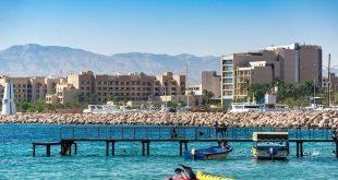 هزة أرضية تضرب خليج العقبة بالأردن