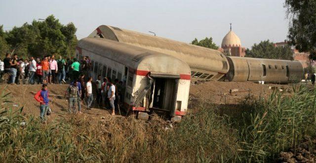 وزارة النقل تكشف حقيقة وجود وصلات خشبية تم ربطها بقضبان السكك الحديدية