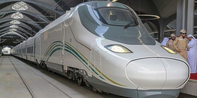 إعادة تشغيل رحلات قطار الحرمين السريع بين مكة المكرمة والمدينة المنورة