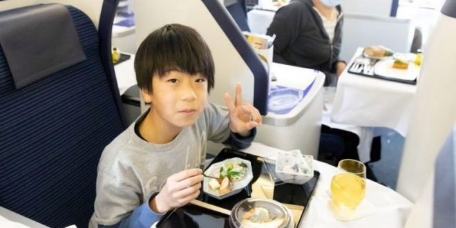 السفر فى زمن كورونا.. 540 دولاراً سعر وجبة طعام على طائرة متوقفة باليابان