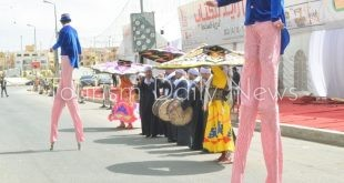انطلاق فعاليات الدورة السابعة لمعرض مدينة الشيخ زايد للكتاب .. صور