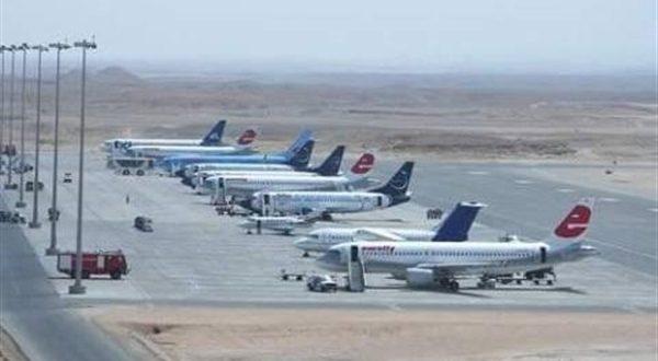 12 طائرة بولندية و10 أزكرانية تصل مرسى علم بداية من اليوم من بين 32 رحلة