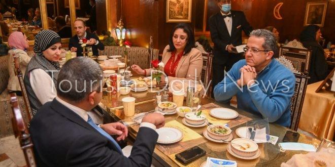 """منظمة السياحة العالمية تروج لـ""""سياحة الطعام"""" في مصر"""