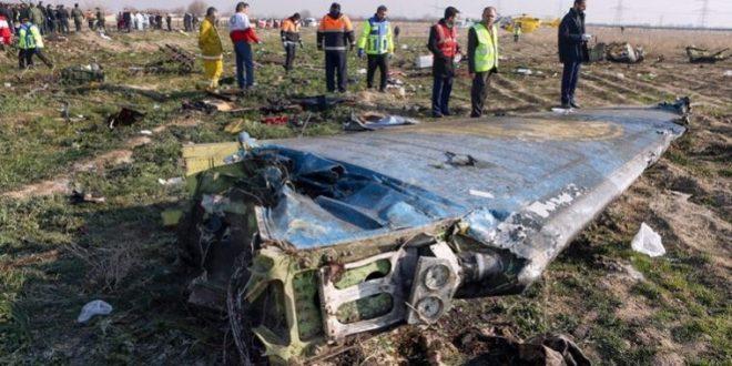 إيران ترفض تأكيد الأمن الأوكراني بأن إسقاط طائرة الركاب كان متعمدا