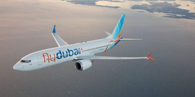 """""""فلاي دبي"""" تطلق أولى رحلات طائرات بوينج""""737 ماكس"""" بعد عامين من التوقف"""