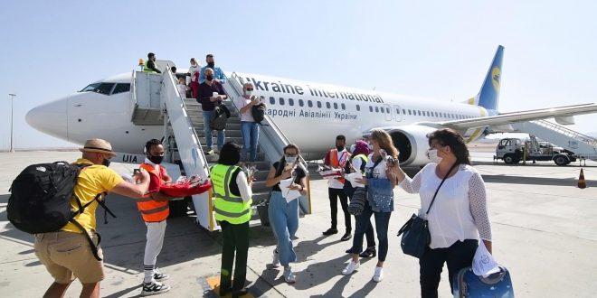 34 رحلة سياحية من 7 دول أوروبية تصل لمرسي علم .. اليوم ولمدة أسبوع