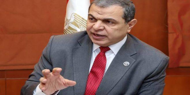 القوى العاملة : التفتيش على 138 منشأة بشمال سيناء