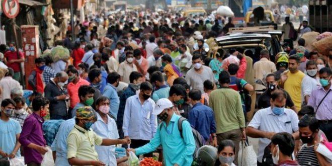 347 ألف إصابة بكورونا في الهند خلال 24 ساعة فقط وحالة وفاة كل 4 دقائق