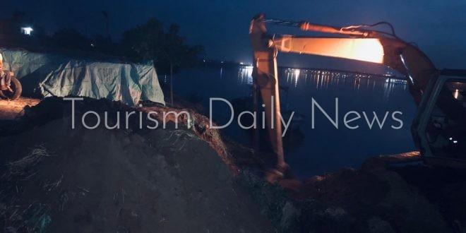 إزالة تعدي جسيم و61 ألف حالة انتهاك على نهر النيل