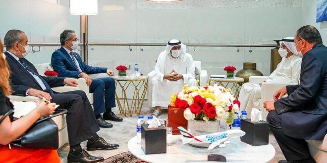 استئناف حركة السياحة أهم القضايا في لقاء العناني ومنار مع أحمد بن سعيد