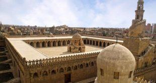 السياحة تكشف ملابسات الحريق خلف مسجد أحمد ابن طولون والخسائر الناجمة عنه