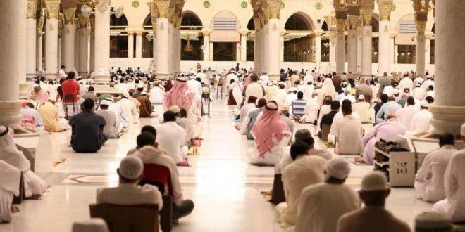 خطة الحرمين الشريفين لتأمين وفود المعتمرين والمصلين خلال عشر رمضان الآواخر1
