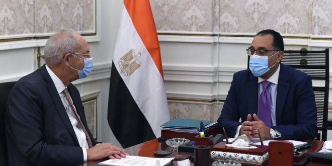 رئيس الوزراء يتابع مشروعات الهيئة العامة للمنطقة الاقتصادية لقناة السويس