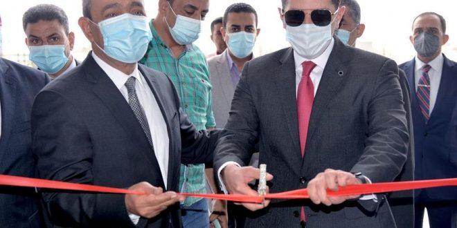 محافظ الإسماعيلية يفتتح مركز خدمات المستثمرين لخدمة 5600 شركة