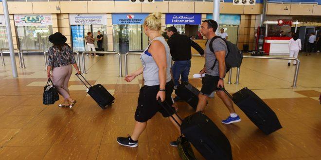مصر أكثر دول العالم كثافة في عدد الرحلات السياحية القادمة من روسيا الآن