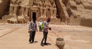 وزارة السياحة والآثار تشدد على تطبيق ضوابط السلامة الصحية وتطهير المتاحف