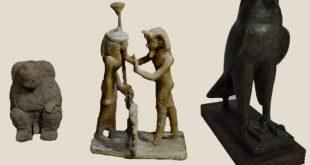 المتاحف تكشف عن القطع الأثرية المعروضة للجمهور خلال شهر مايو وفقاً للتصويت