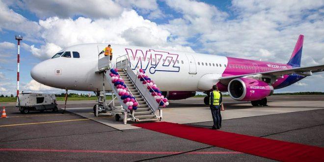 ويز إير المجرية تدشن خط طيران جديد من مالبنسا بإيطاليا لشرم الشيخ 12 يونيو
