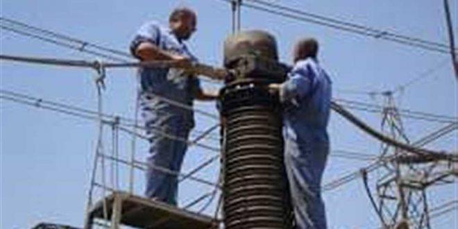 انقطاع التيار الكهربائي عن مناطق متفرقة بمدينة الغردقة كإجراء احترازى
