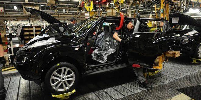 إنتاج السيارات في بريطانيا يرتفع مع تراجع إجراءات العزل
