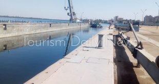 إعادة افتتاح هويس إسنا للربط الملاحي بين بحيرة فيكتوريا والبحر المتوسط