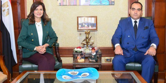 مكرم : نتطلع دائماً للعمل المشترك مع أعضاء مجلس النواب لصالح المصريين بالخارج