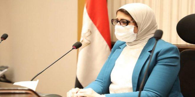 هالة زايد تكشف عن تقديم توعية صحية لـ17 ألف مواطن وسائح بالسويس