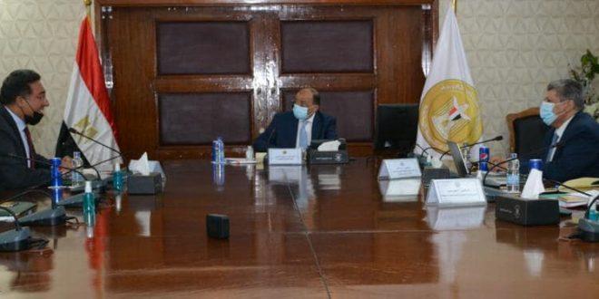 البنك الدولي يبحث مع وزارة التعاون تحسين جودة الهواء بالقاهرة الكبرى