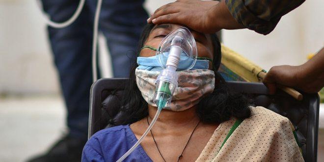 الهند تسجل عددا قياسيا جديدا من الإصابات بكورونا خلال الـ24 ساعة الماضية