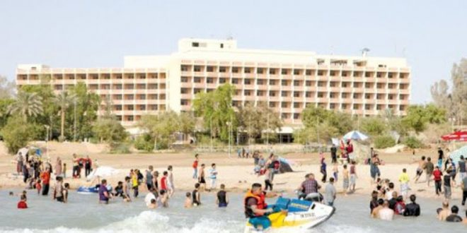 خطط تطوير مدينة الحبانية السياحية بالعراق تتضمن بناء منازل وتأهيل فنادق