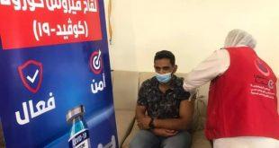 القنصلية السعودية بالسويس تستعد لموسم الحج بتطعيم العاملين ضد فيروس كورونا