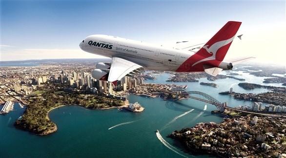 كانتاس الأسترالية تخطط لمكافأة المسافرين بحوافز إذا تلقوا لقاح ضد كورونا