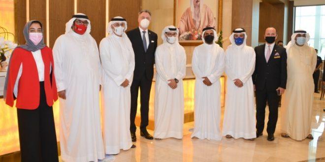 البحرين تفتتح فندق جراند سويس بل وواتر فرونت ضمن سلسلة سويس بل هوتيل