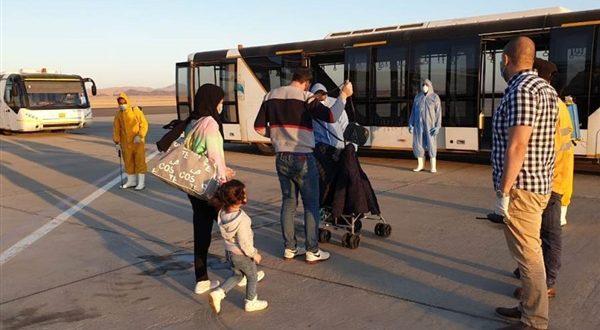 مطار مرسى علم يستقبل 10 رحلات دولية بينها التشيك وبولندا وأوكرانيا.. اليوم