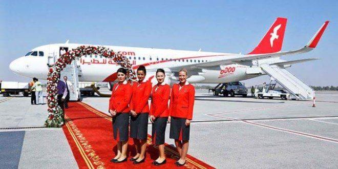 طيران العربية مصر يكشف عن رحلات مباشرة من شرم الشيخ إلى 3 مدن إيطالية