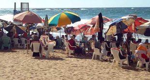 سياحة الإسكندرية توقيع غرامة مالية على مستأجر شاطئ سيدي بشر