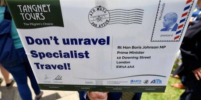 بريطانيا تعتزم تخفيف قيود السفر وتلغى الحجر الصحي للمطعمين
