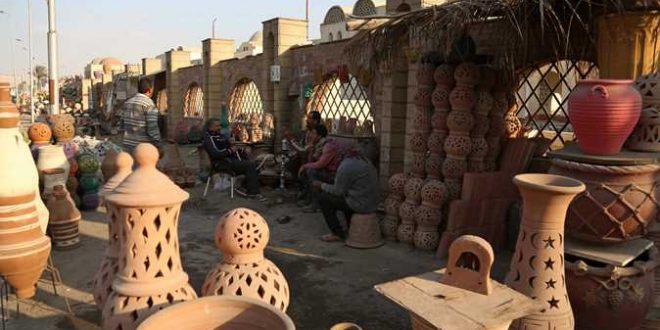القاهرة تسعى لوضع قرية الفواخير في مصر القديمة على خريطة المزارات السياحية