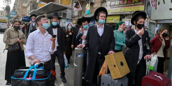 اسرائيل تلغي ارتداء الكمامات في الأماكن العامة وتعود للعمل مثل قبل جائحة