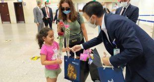 فلاى دبي تفتح سوق السياحة الغربية بأول رحلة لشرم الشيخ من دبي