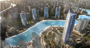 رئيس مدينة العلمين الجديدة : مصر تمتلك أعلى برجين في منطقة البحر المتوسط
