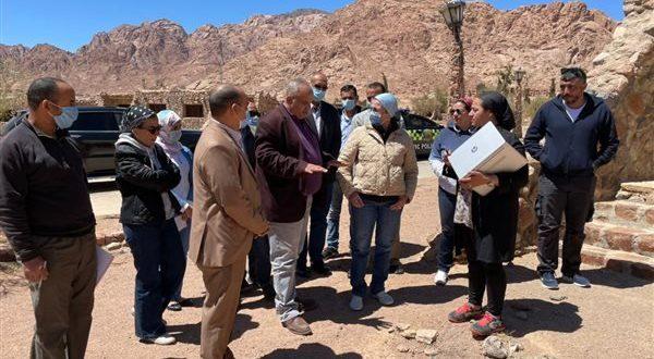 التجلي الأعظم أكبر مشروع في تاريخ جنوب سيناء .. نقلة نوغية لسانت كاترين