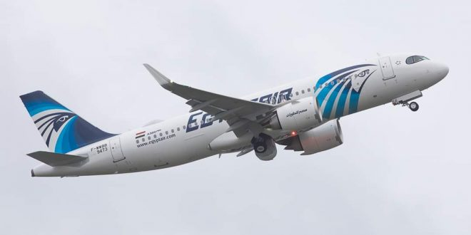 دبي وكازبلانكا وإسطنبول وروما ضمن 64 وجهة دولية لمصر للطيران غداً