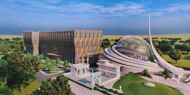 البدء في إنشاء مركز إسلامي متعدد المهام بالهند
