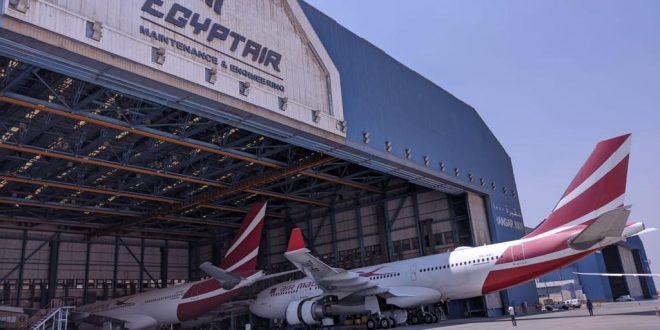 آير موريشيوس عميل جديد في هناجر مصر للطيران للصيانة والأعمال الفنية